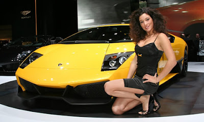 Lamborghini Murcielago LP670-4 SuperVeloce 2009 Sneak Preview
