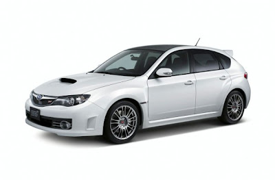 Subaru Impreza WRX STi Auto Show Review