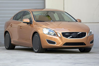 Volvo S60 Auto Review 2010