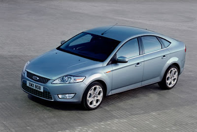 Ford Mondeo to get turbo boost Sharp new Car Review