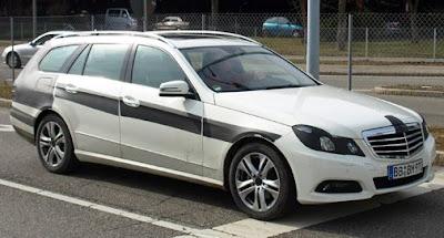 Mercedes-Benz E-class Wagon 2010 Car News Review