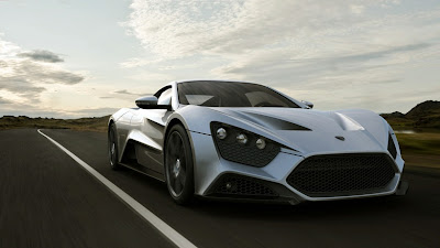 Zenvo ST1 SuperTurboTastic Car New Review