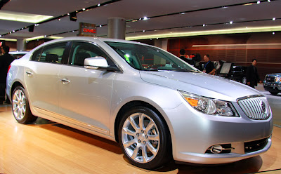 Buick LaCrosse Cars 2010 News Review