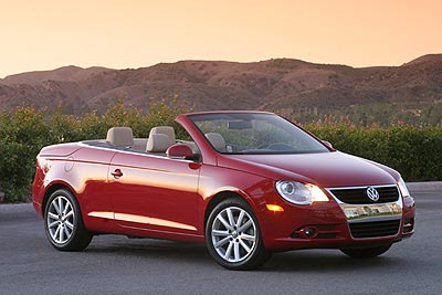 Volkswagen Eos News Car Reviews