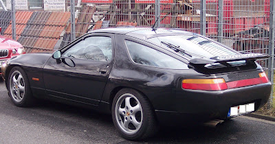 Reborn Porsche 928 is fronting up, News Car Reviews 2012