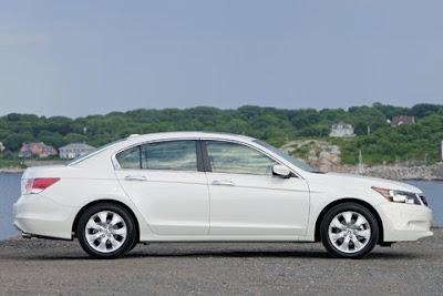 Honda Accord Sedan New Car 2010