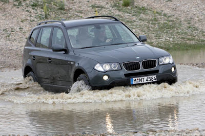 BMW delays X3's U.S. Car New Review