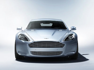 Aston Martin four-door sports car, New Car Reviews 2010