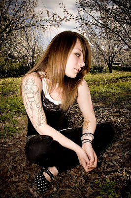 Scene  and Emo Tattoo, Trends Tattoo Design 3