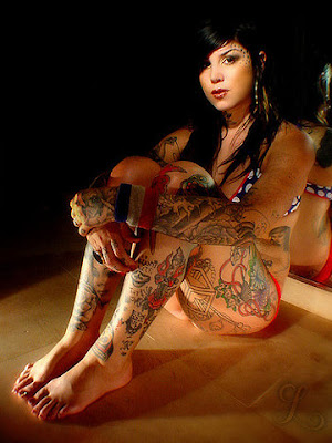 body tattoos for girls