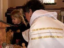 Papa Joseph, Mama Mary, Baby Jesus