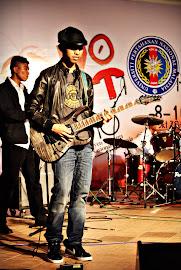 Amin (Lead Guitar)