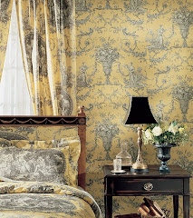 Thibaut wallpaper and fabrics