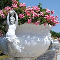 FRANCE...Château de Chenonceau gardens...(11)