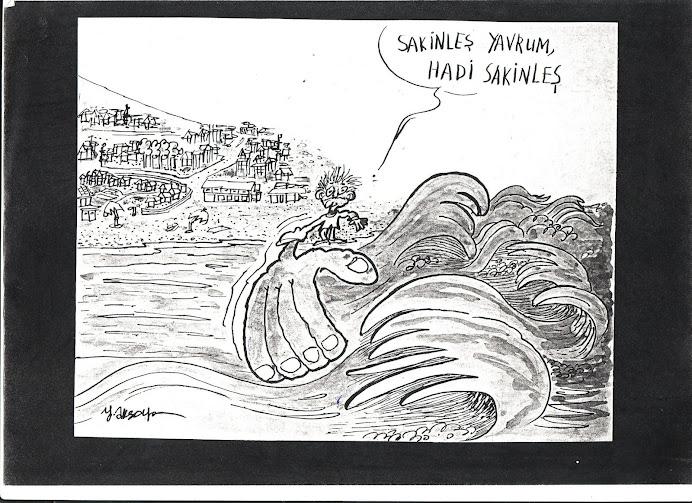 Karasu=Karadeniz Karikatürlerim