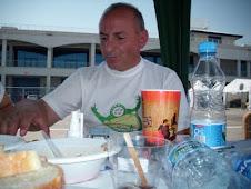Rock'n Coke 09'da ben dinlenme anı...