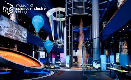 Museum of science and industry chicago coupons