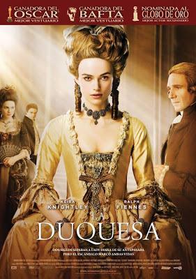 La Duquesa cine online gratis