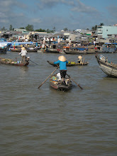 MKD floating market