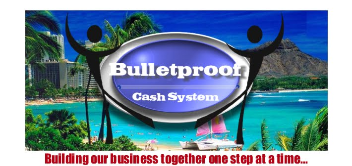 Bulletproof Cash System Community