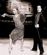 WORLD NUMBER 2 lATIN Dancers Riccardo & Yulia