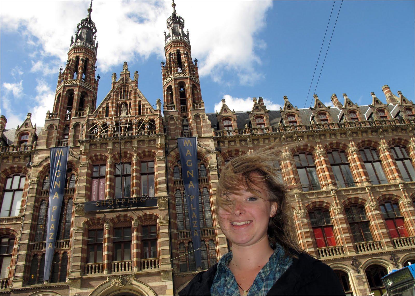 Abby Winter Amsterdam