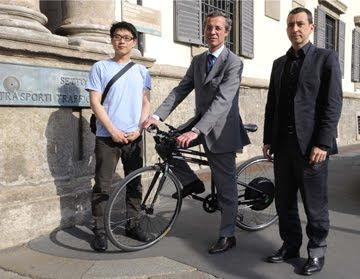 bici elettrica MIT