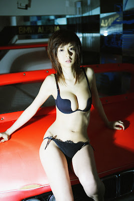 Aki Hoshino fashion gallery hot