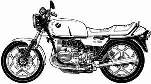 Bmw R65 1978