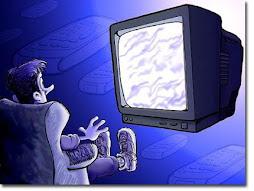 ดูทีวี มากสมองทึบ