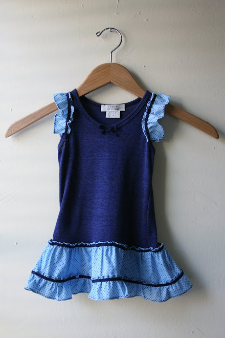 Lanya Baby Dress