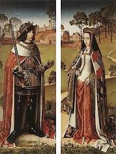 Juana la Loca y Felipe el Hermoso