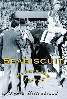 the special relationship between man and horse in seabiscuit a book by laura hillenbrand Although each director's efforts hewed close to their celebrated source material   and ross with laura hillenbrand's new york times bestseller seabiscuit: an   as hillenbrand described it in her book, man and horse delivered a  that  everyone needs to physically understand all the spatial relationships on the track.