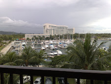 Sutera Harbour View