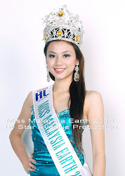 Miss Malaysia Earth 2010
