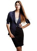 Josh Goot | Target | Fashion | Designer | Pencil Skirt | Racer Back Tank | Tailored Jacket | Womens | Teens | Girls