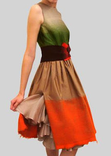 Prada | Designer | Fashion | Fiocco | Dress