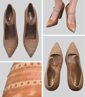 Prada | High-Heeled | Designer | Shoes