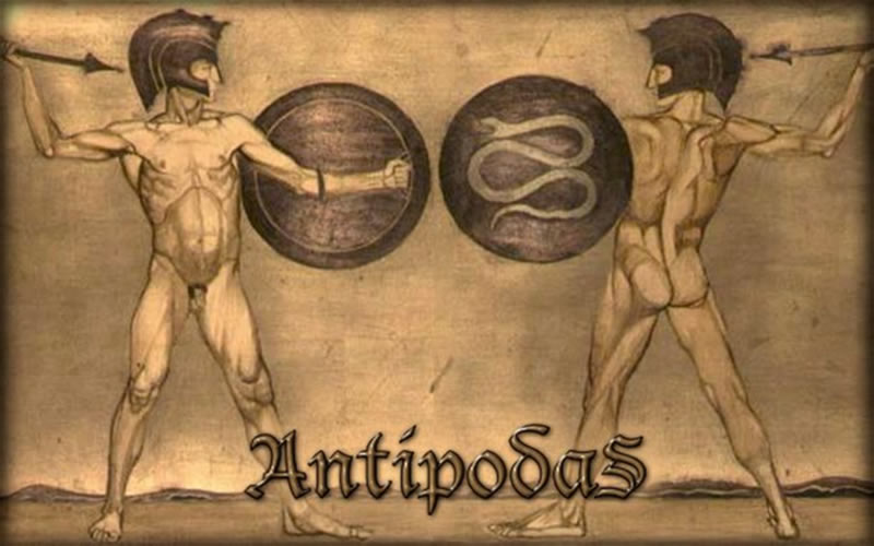 AntipodaS-Cultura Disidente Antisistema Inconformista