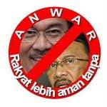 Negara Lebih Aman Tanpa Anwar