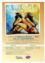 Seminario sobre Cultura Rapanui en la U. de Chile