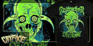 Cryface Design