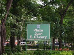 Plaza Juan E. O'Leary