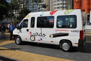 Crianças com deficiência ganham transporte especial