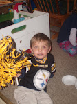 Go Steelers, from your #1 Fan