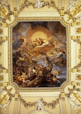 Madrid de los Borbones (I): El Palacio Real Corrado%2BGiaquinto%252BNacimiento%2Bdel%2BSol%252B1761-63%252BPalacio%2BReal