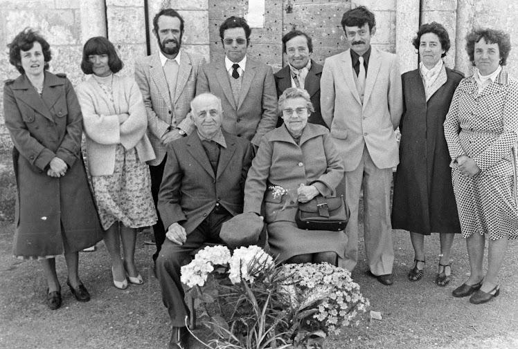 la famile VILAIN en 1981