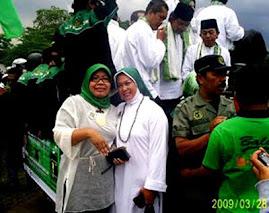 Nisye dan Menik Akrab, 2009