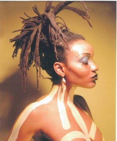 Model Femi Boma Ibim