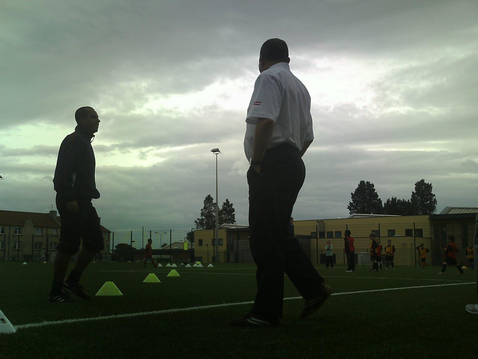 IGOR ROMARIZ: Lochend Youth FC / Edinburgh